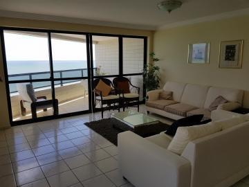 Recife Boa Viagem Apartamento Locacao R$ 4.420,00 Condominio R$1.180,00 4 Dormitorios 3 Vagas Area construida 150.00m2