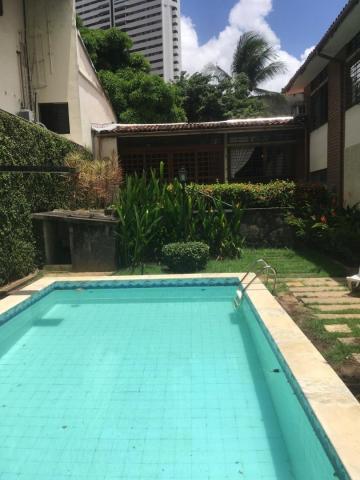 Recife Casa Forte Casa Venda R$1.600.000,00 3 Dormitorios 4 Vagas