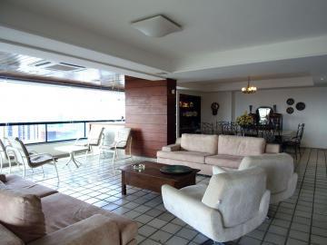 Recife Casa Amarela Apartamento Venda R$1.800.000,00 4 Dormitorios 4 Vagas Area construida 393.25m2