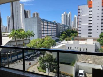 Recife Boa Viagem Apartamento Locacao R$ 2.500,00 Condominio R$1.000,00 3 Dormitorios 2 Vagas Area construida 131.84m2