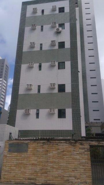 Recife Boa Viagem Apartamento Locacao R$ 1.200,00 Condominio R$550,00 2 Dormitorios 1 Vaga Area construida 70.00m2
