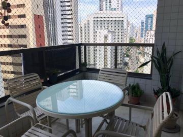Recife Boa Viagem Apartamento Locacao R$ 4.000,00 Condominio R$1.050,00 4 Dormitorios 2 Vagas Area construida 287.00m2