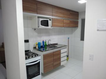 Excelente oportunidade em condomínio fechado no Residencial Ecovila Yapotan. Apartamento reformado com sala para 2 ambientes, 2 quartos sendo 1 suíte, box de vidro, banheiro social, cozinha e área de serviço.