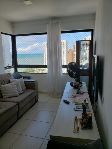 Apartamento próximo ao mar, excelente localização em candeias, com lazer equipado e 1 vaga de garagem coberta. O apartamento tem 1 quarto, está todo na cerâmica. Agende sua visita.