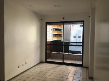 Excelente apartamento em edificío da construtora Queiroz Galvão com varanda, sala para 2 ambientes, 2 quartos sendo 1 suíte, escritório, cozinha e área de serviço.