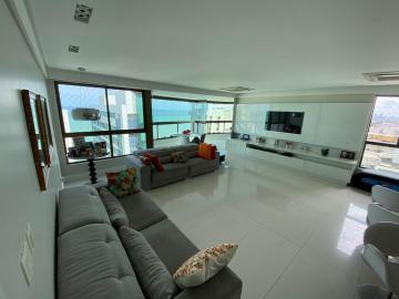 Apartamento alto padrão mobiliado em Setúbal. O imóvel possui 173 m², com sala para 4 ambientes, 4 quartos, sendo 3 suítes, cozinha, DCE, banheiro social e 3 vagas de garagem.   O edifício dispõe de piscina, playground, salão de festas e quadra poliesportiva.
