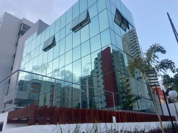 Empresarial JCPJ, localizado na Avenida Bernardo Vieira de Melo, em Piedade.  Empreendimento com 551 m² de área útil, prédio com 05 pavimentos, sendo: subsolo, 03 pavimentos
