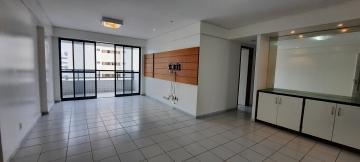 Recife Casa Forte Apartamento Locacao R$ 2.728,00 Condominio R$890,00 3 Dormitorios 2 Vagas Area construida 108.49m2