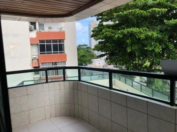 Recife Boa Viagem Apartamento Locacao R$ 2.000,00 Condominio R$780,00 3 Dormitorios 2 Vagas Area construida 110.00m2